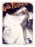 Loie Fuller Giclee Print by Jules-Alexandre Gr&#252;n