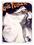 Loie Fuller Giclee Print by Jules-Alexandre Grün