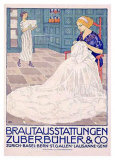 Brautausstattungen Giclee Print by Burkhard Mangold