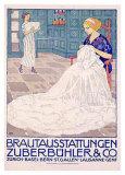 Brautausstattungen Giclee Print by Burkhard Mangold