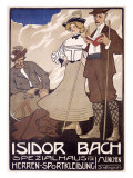 Isidor Bach Giclee Print by Witzel 