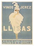 Vinos Jerez Giclee Print by Vinos Jerez Llisas