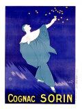 Cognac Sorin Giclee Print