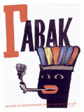 Tabak Exhibit Giclee Print by Michael Keller