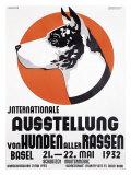 Austellung Von Hundren Giclee Print by Johannes Handschin