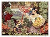 Bananas Giclee Print