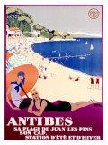 Antibes Impression giclée