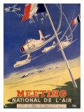Meeting d'Air Giclee Print by  Delfo