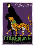Ruckmar Giclee Print by Carl Moos