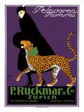 Ruckmar Giclee Print by Carl Moos