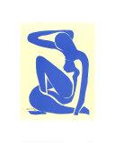 Blue Nude I, c.1952 Posters par Henri Matisse
