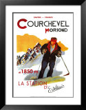 Courchevel Moriond Art
