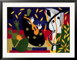 King's Sadness 1952 Art by Henri Matisse