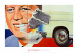 President Elect Posters by James Rosenquist