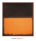 Untitled No. 18, c.1963 Art by Mark Rothko