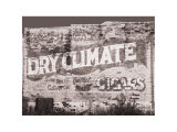 Dry Climate Art by Roth 