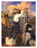 Forced Entry Prints by Jack Sorenson