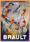 Source Brault, 1938 Affiches par Philippe Noyer