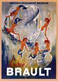 Source Brault, 1938 Affiches par Philippe Noyer