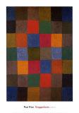 Paul Klee - New Harmony, 1936 Reprodukce