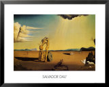 Femme Print by Salvador Dalí