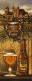 Belgisk øl, på fransk Plakat af Charlene Audrey