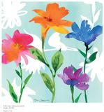En Fleur II Posters by Martha Collins