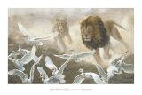 Sudden Rush Print by John Seerey-Lester