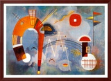 Rond et Pointu 1939 Prints by Wassily Kandinsky
