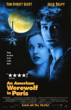 An American Werewolf In Paris Print