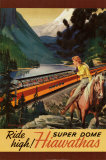 Haiwatha 1956 Poster von  Krantz