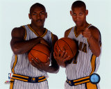 Ron Artest &amp; Reggie Miller Photo