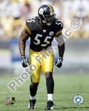 Pittsburgh Steelers - Joey Porter Photo Photo