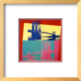 Brooklyn Bridge, 1983 Poster by Andy Warhol