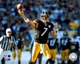 Ben Roethlisberger -  Passing Action Photo
