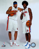Ben Wallace &amp; Rasheed Wallace Photo