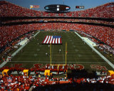 Arrowhead Stadium - KC Chiefs - Daytime Photo
