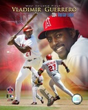 Vladimir Guerrero 2004 American League MVP Photo
