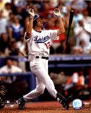 Steve Finley - Game Winning H.R. - Puts Dodgers into Playoffs Photo