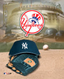 Yankees - 2004 Logo & Cap Photo