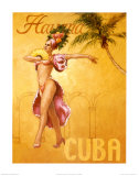 Havana - Cuba Posters by David Marrocco