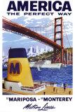 America - Matson Lines Prints