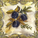 Plum Crazy Prints by Joy Alldredge