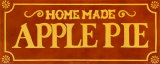 Homemade Apple Pie Posters by Madison Michaels