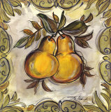 Pear Delight Print by Joy Alldredge