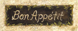 Bon Appetit Print by Kate McRostie
