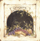 Gruyere Posters by Kate McRostie