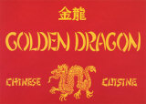 Golden Dragon Posters by Madison Michaels