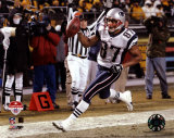 David Givens - 2004-2005 AFC Championship Touch Down Photo