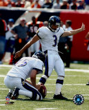 Matt Stover - 2004-2005 Action Kicking Photo